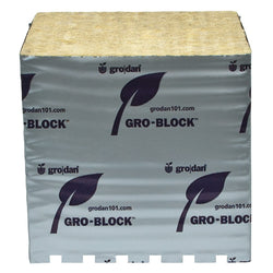 "Grodan Gro-Blocks Big Mama, 8"" - Grow Mediums - Rogue Hydro"