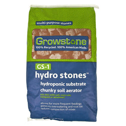 Growstone GS-1 Hydro Stones, 1.5 cu ft - Grow Mediums - Rogue Hydro - 1