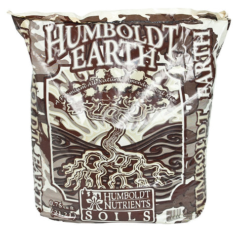 Humboldt Nutrients Earth, .75 cu ft - Grow Mediums - Rogue Hydro