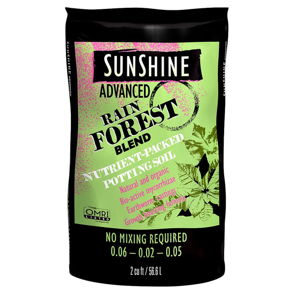 Sunshine Advanced Rain Forest, 2 cu ft Loose - Grow Mediums - Rogue Hydro - 1