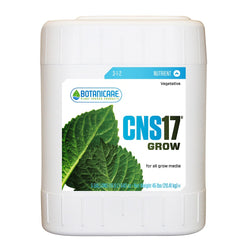 Botanicare CNS17 Grow, 5 Gallons - Grow Nutrients - Rogue Hydro - 1