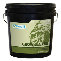 Botanicare Growilla Veg, 12 Pounds