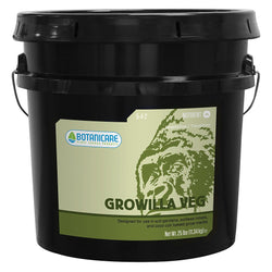 Botanicare Growilla Veg, 25 Pounds - Grow Nutrients - Rogue Hydro