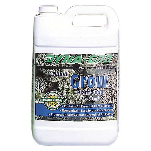 Dyna-Gro Grow, 1 Gallon - Grow Nutrients - Rogue Hydro