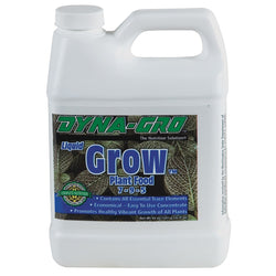 Dyna-Gro Grow, 1 Quart - Grow Nutrients - Rogue Hydro