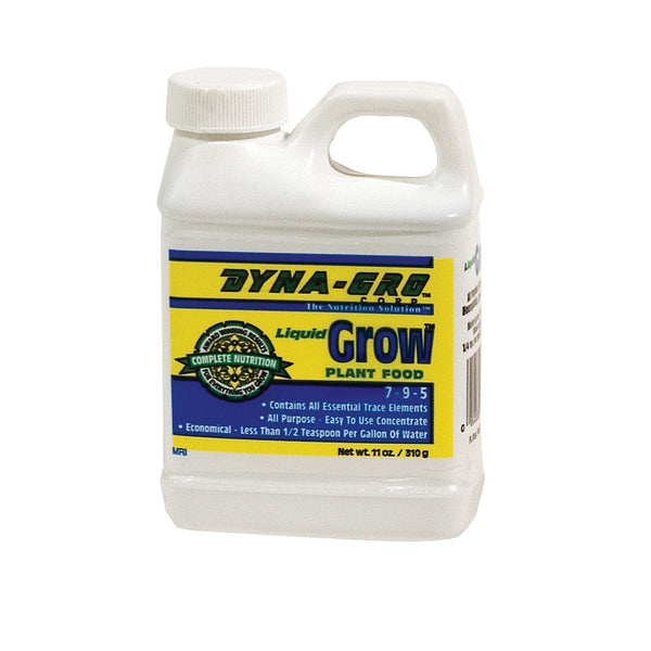 Dyna-Gro Grow, 8 Ounces - Grow Nutrients - Rogue Hydro