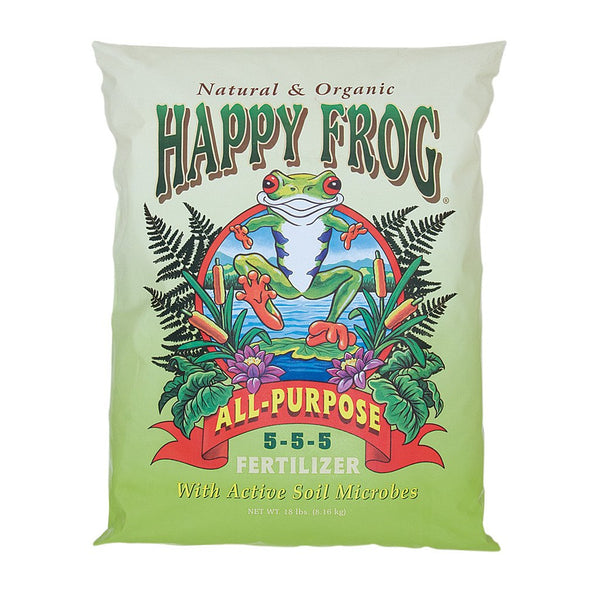 Foxfarm Happy Frog All Purpose, 18 Pounds
