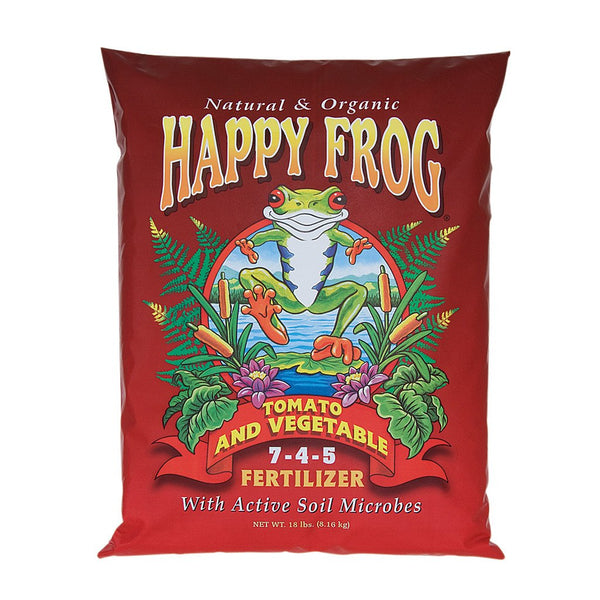 Foxfarm Happy Frog Tomato and Vegetable, 18 Pounds