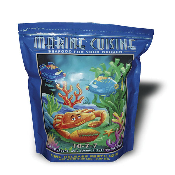 Foxfarm Marine Cuisine Dry Fertilizer, 20 Pounds