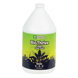 General Organics BioThrive Grow, 1 Gallon