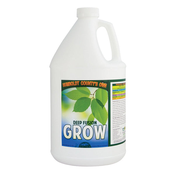 Humboldt County's Own Deep Fusion Grow, 1 Gallon - Grow Nutrients - Rogue Hydro