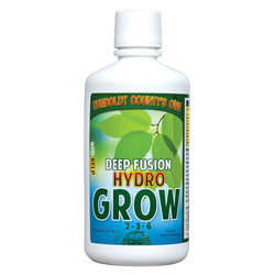 Humboldt County's Own Deep Fusion Grow Hydro, 1 Quart - Grow Nutrients - Rogue Hydro