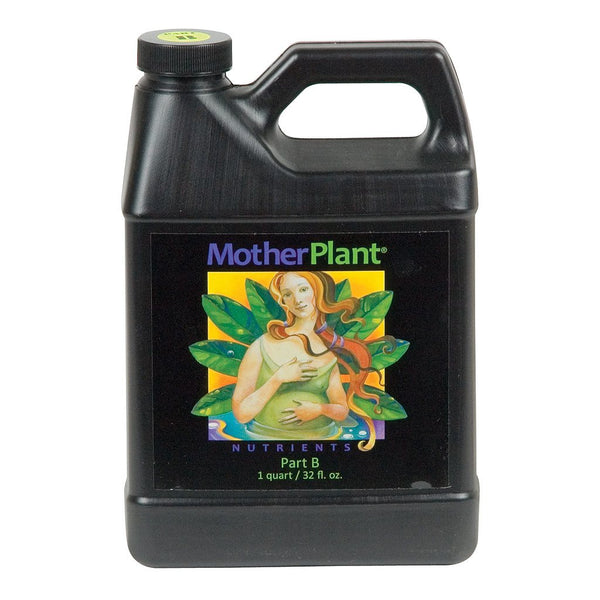 Hydrodynamics International MotherPlant B, 1 Quart - Grow Nutrients - Rogue Hydro