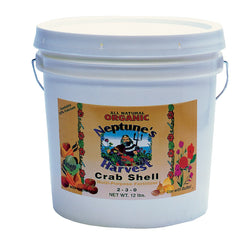 Neptune's Harvest Crab Shell, 12 Pounds - Grow Nutrients - Rogue Hydro