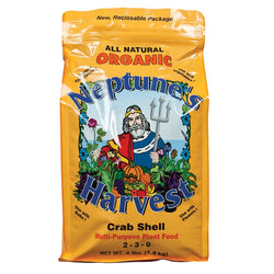 Neptune's Harvest Crab Shell, 4 Pounds - Grow Nutrients - Rogue Hydro