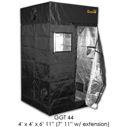 Gorilla Grow Tent, 4x4x7 w/ 8ft Height Extension
