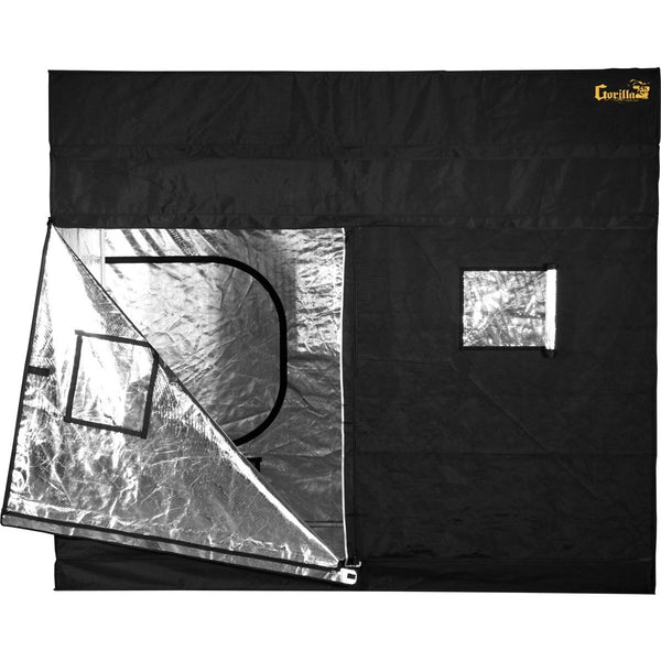 Gorilla Grow Tent, 4x8x7 w/ 8ft Height Extension