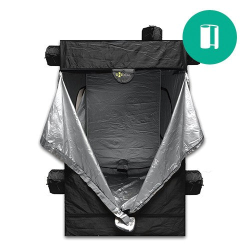 "OneDeal Grow Tent 57"" x 57"" x 78"" - Grow Tent - Rogue Hydro - 2"