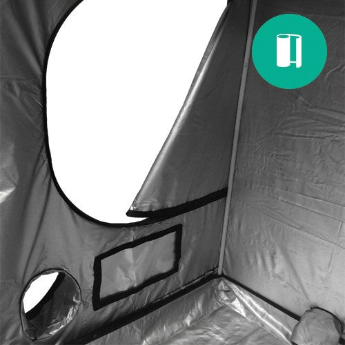 "OneDeal Grow Tent 57"" x 57"" x 78"" - Grow Tent - Rogue Hydro - 4"