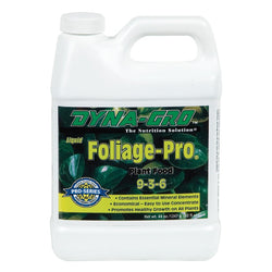 Dyna-Gro Foliage-Pro, 1 Quart - Growth Stimulator - Rogue Hydro