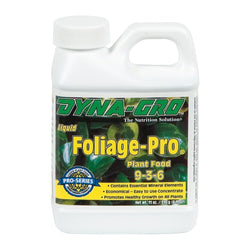 Dyna-Gro Foliage-Pro, 8 Ounces - Growth Stimulator - Rogue Hydro