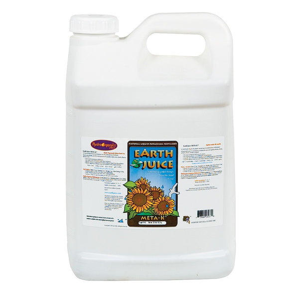 Earth Juice Meta-K, 2.5 Gallons - Growth Stimulator - Rogue Hydro