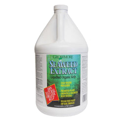 Grow More Seaweed Extract, 1 Gallon - Growth Stimulator - Rogue Hydro