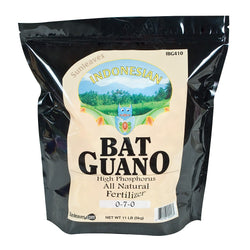 Sunleaves Guano Indonesian Bat, 11 Pounds - Guano - Rogue Hydro
