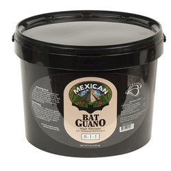Sunleaves Guano Mexican Bat, 5 Pounds - Guano - Rogue Hydro