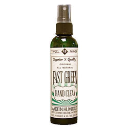 Fast Green Hand Clean, 4 fl. oz. (118mL) - Hand Cleaner - Rogue Hydro