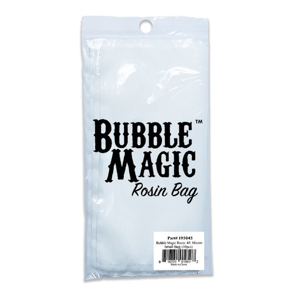 Bubble Magic 45 Micron Rosin Bags, 10 Pack - Heat Extraction - Rogue Hydro - 2