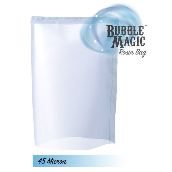 Bubble Magic 45 Micron Rosin Bags, 10 Pack - Heat Extraction - Rogue Hydro - 3
