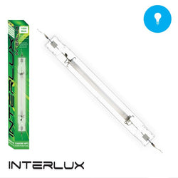 InterLux 1000W HPS Double Ended High Performance Grow Lamp - High Pressure Sodium - Rogue Hydro - 1