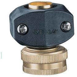 Nelson Brass and Nylon Female Hose Repair Clamp - Hose Fitting - Rogue Hydro
