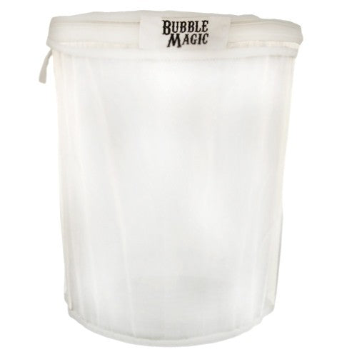 Bubble Magic 20 Gallon 220 Micron Zippered Washing Work Bag