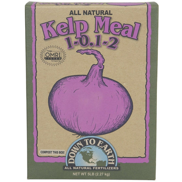 Down To Earth Kelp Meal, 5 Pounds