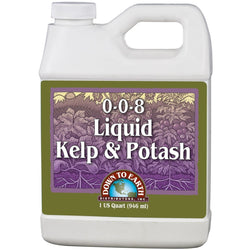 Down To Earth Liquid Kelp & Potash 0-0-8