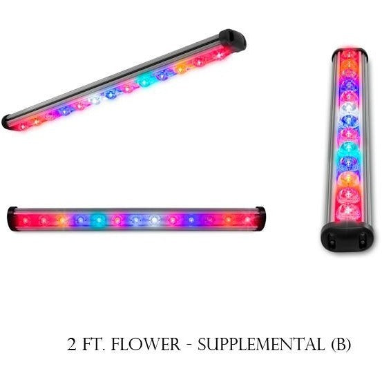 Kind LED Flower Micro Bar Light, 2 Foot - LED Grow Light - Rogue Hydro - 3