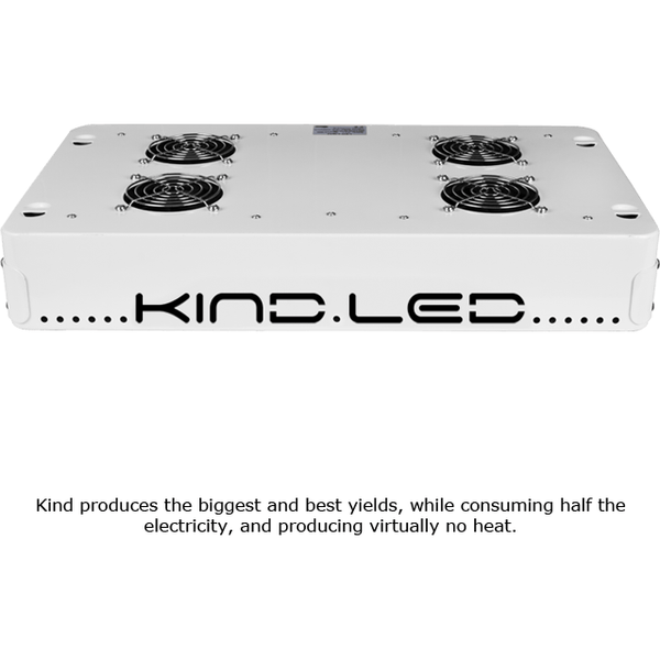 KIND LED K3 Series L450 LED Grow Light - LED Grow Light - Rogue Hydro - 6