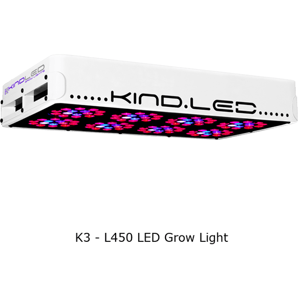 KIND LED K3 Series L450 LED Grow Light - LED Grow Light - Rogue Hydro - 7