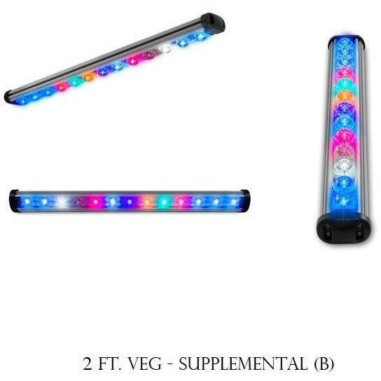 Kind LED Veg Micro Bar Light, 2 Foot - LED Grow Light - Rogue Hydro - 3
