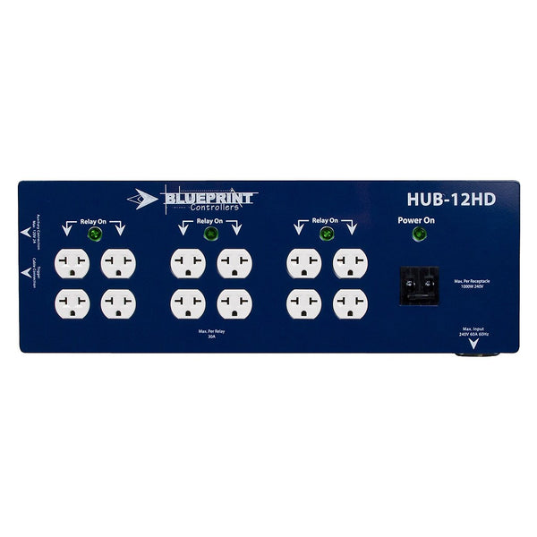Blueprint HID Hub 12 Site, HUB-12HD - Light Controller - Rogue Hydro - 2