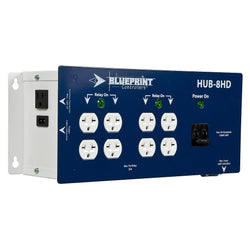 Blueprint HID Hub 8 Site, HUB-8HD - Light Controller - Rogue Hydro - 1