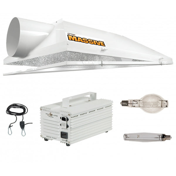 1000w Wide Coverage Grow Light Kit w/ Magnetic Ballast - Lighting - Rogue Hydro