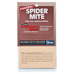 Orcon Predatory Mite, 2,000 Adults Mailback - Live Insects Redemption - Rogue Hydro - 1