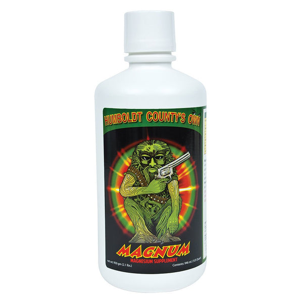 Humboldt County's Own Magnum, 1 Quart - Magnesium Supplement - Rogue Hydro