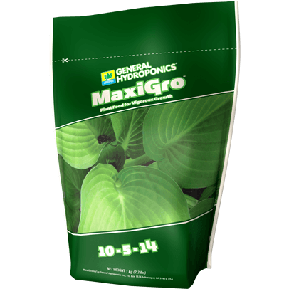 General Hydroponics MaxiGro, 2.2 Pounds