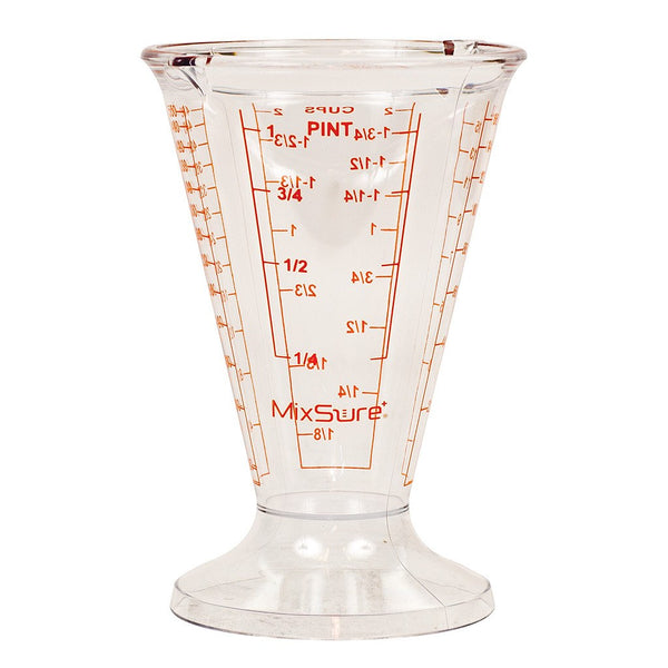 MixSure+ Conical Beaker, 500 mL - Measuring - Rogue Hydro