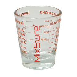 MixSure+ Measurement Shot Glass, 1 Ounce - Measuring - Rogue Hydro