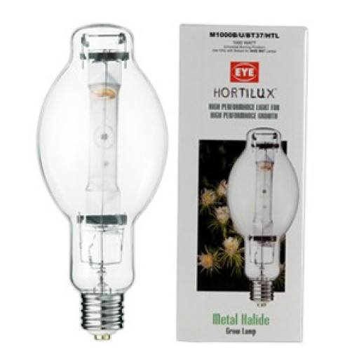 Metal Halide Bulb - Hortilux 400w Metal Halide Lamp